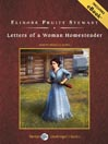 Letters of a Woman Homesteader (MP3)